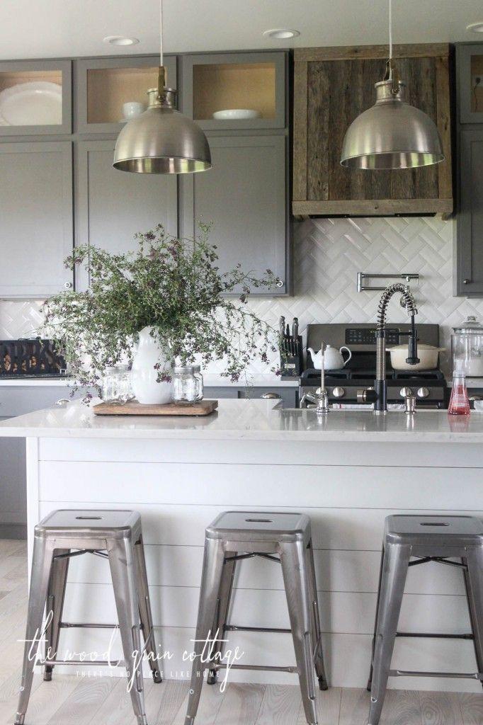 Best 10 Industrial Farmhouse Decor Ideas On Pinterest