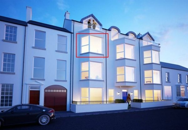 Unit 8 South Pier Apartments, Portrush #countydown #newdevelopments #newbuilds #newhome #apartment #northernireland #portrush #forsale #propertynews #propertynewsni