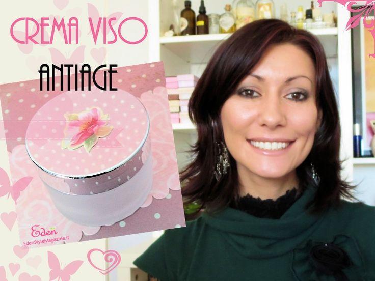 Vieo tutorial crema viso antiage fai da te per pelle mista o grassa. Ricetta di cosmetica naturale con insaponificabile di avocado.