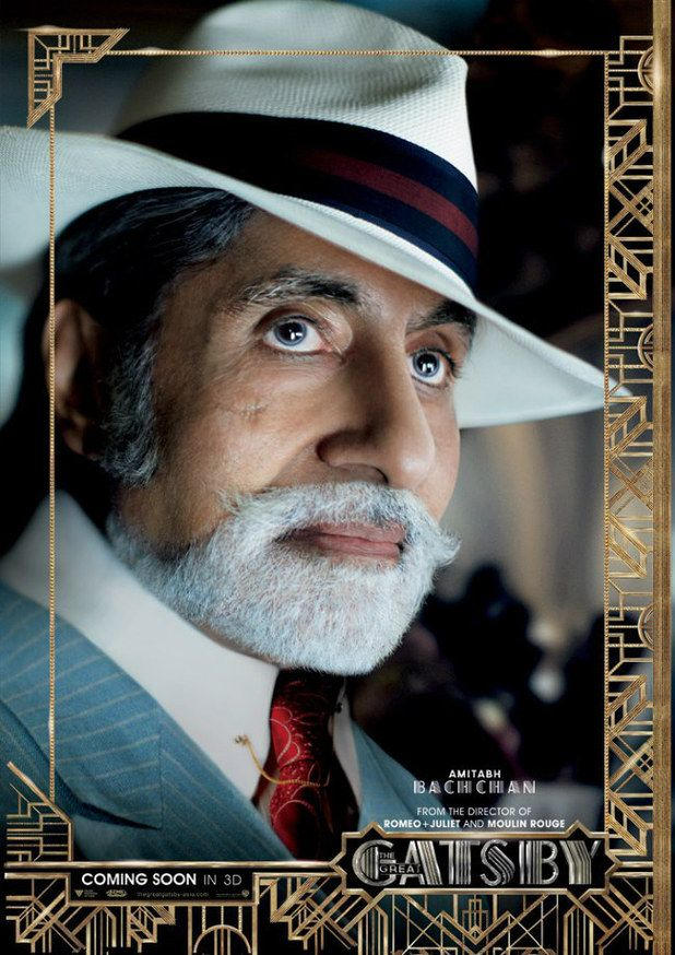 amitabh bachchan as meyer wolfsheim