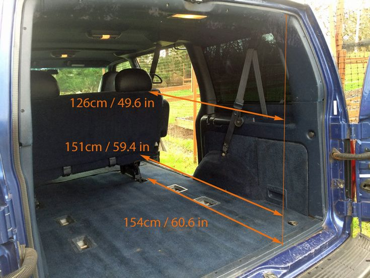 gmc-safari-astro-van-interior-measurements-for-minivan-camper-conversion