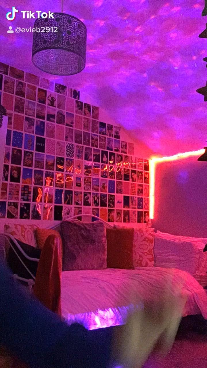 Trendy Tiktok Room Video In 2021 Bedroom Vintage Room Redesign Dreamy Room