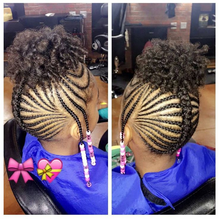 25 best ideas about Black little girl hairstyles on
