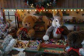 Mercado De Navidad, Stand