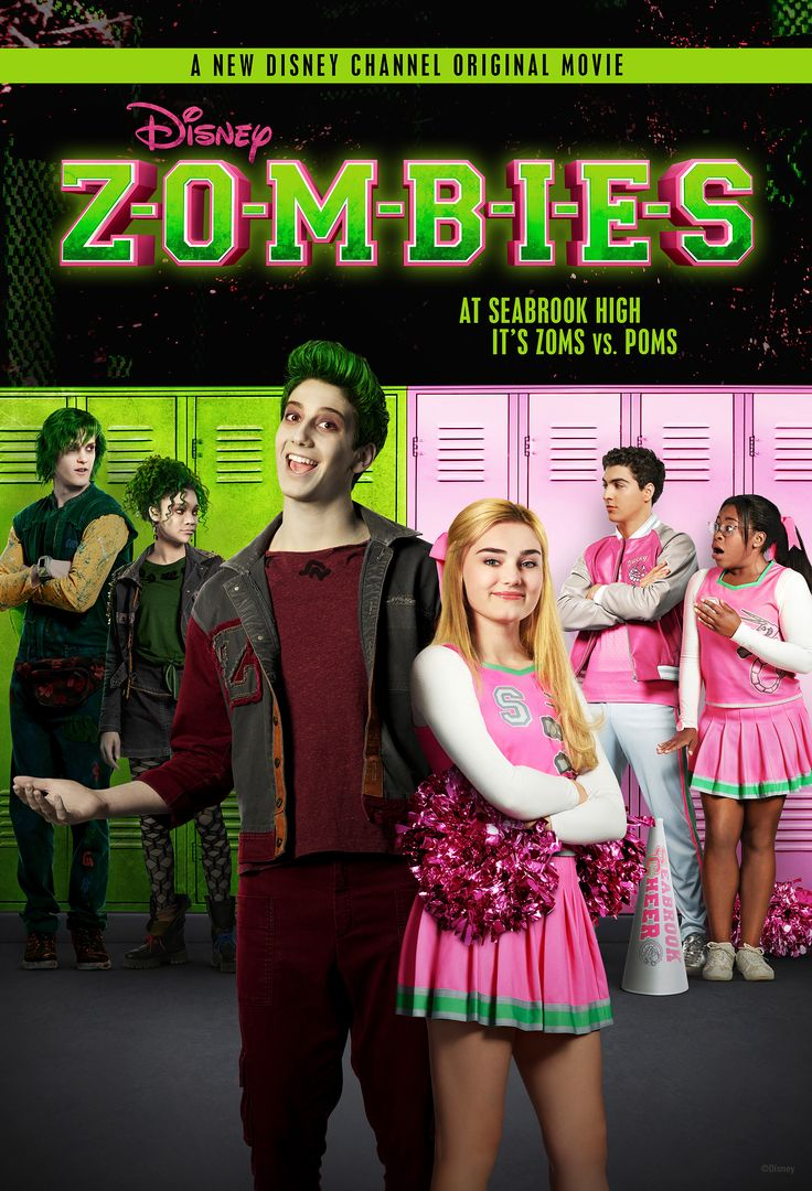 Disney Channel original movie <em>Zombies</em> to unite cheerleaders and zombies in a new musical