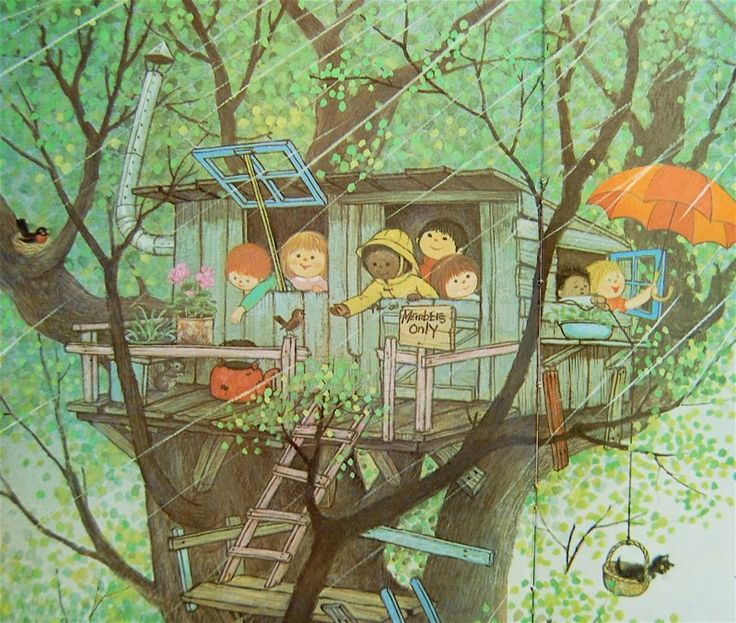 Oh, What a Busy Day! (1976) by Gyo Fujikawa