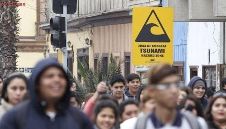 Los Ríos: Experta indicó que hay diferencias entre zonas rurales y urbanas ante un tsunami