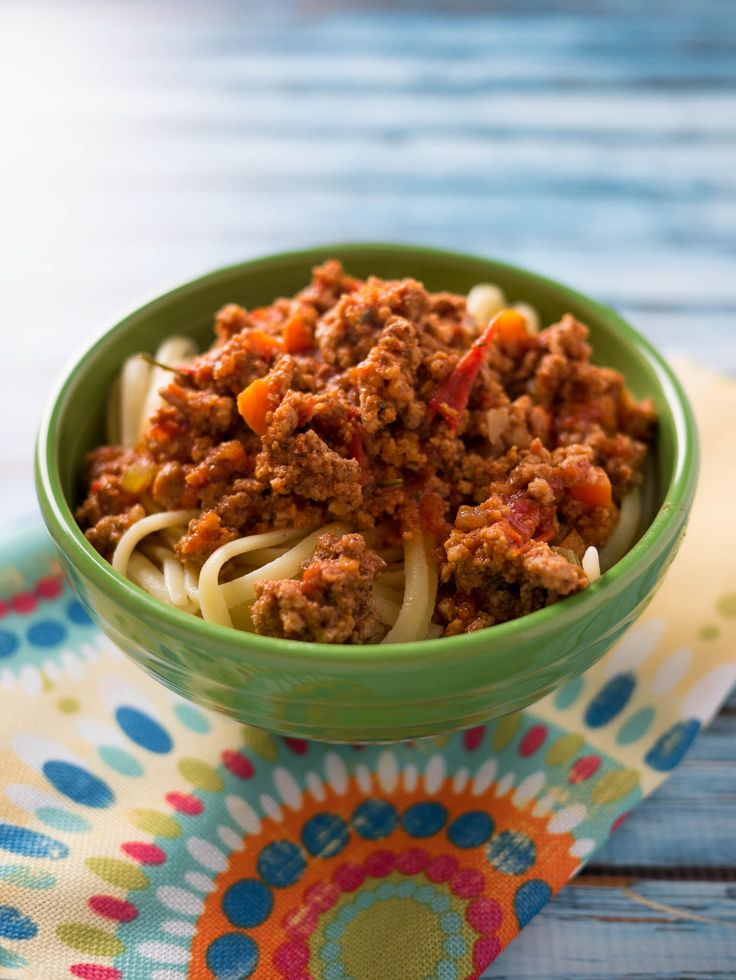 how to make meat sauce