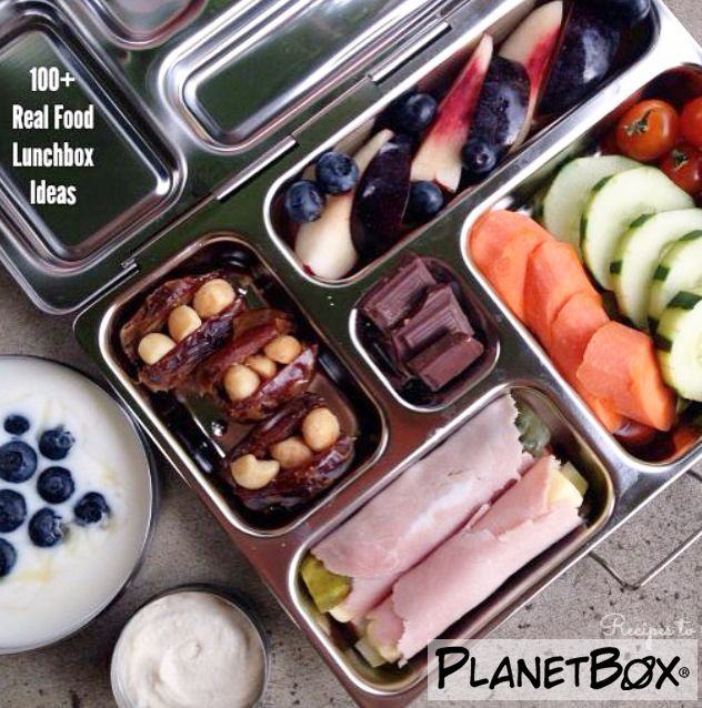 Packing school lunches in the morning can be a chore. Recipes to Nourish shows how easy and fast it is to pack healthy and wholesome meals in a PlanetBox Rover. To learn more about this go to: www.PlanetBox.com