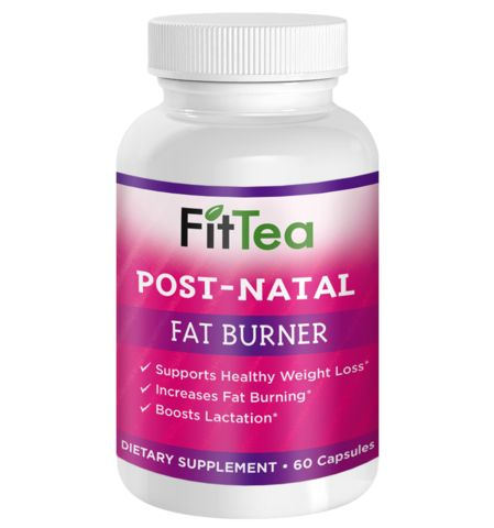 Fat burner. Post - natal I'll try this after baby born!