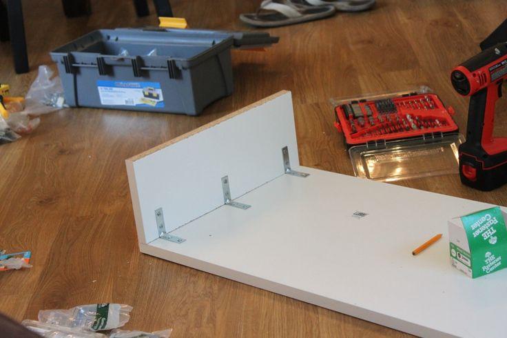 how to make cornice board