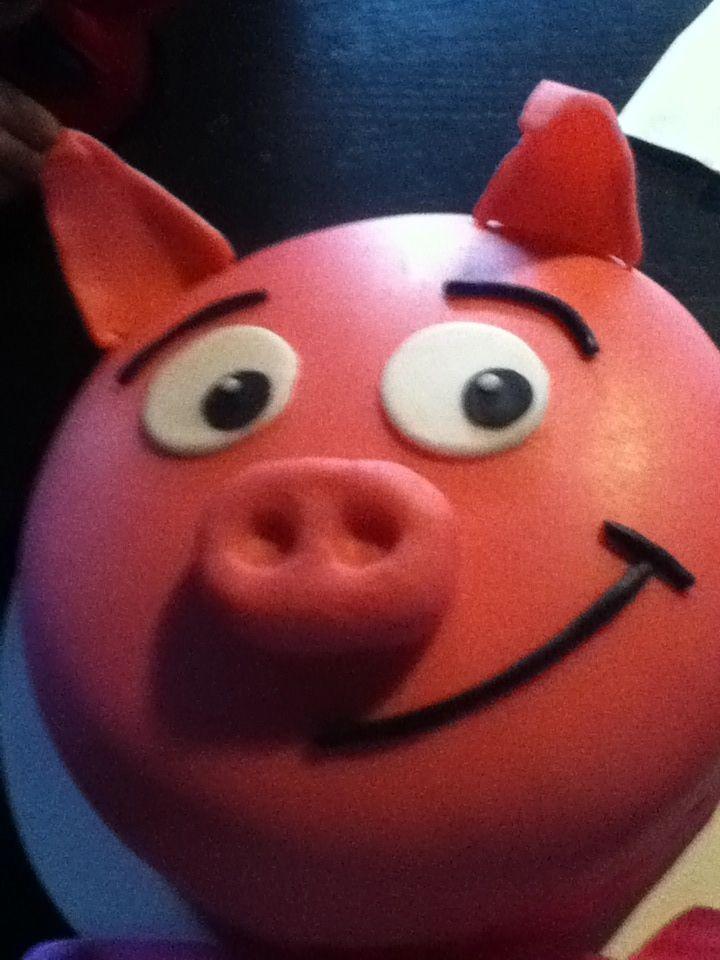 #pigcake