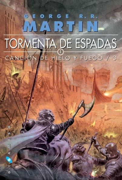 Juego de Tronos: Canción de Hielo y Fuego 3, Tormenta de espadas