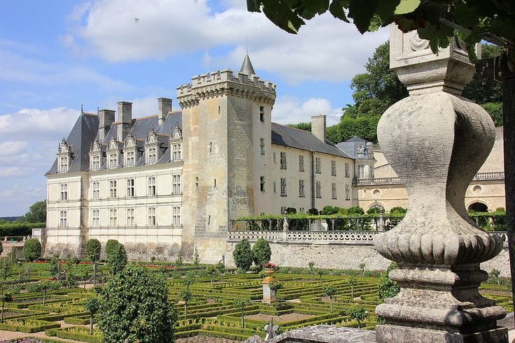 #Château de #Villandry, Villandry, France   by Instant-Shots