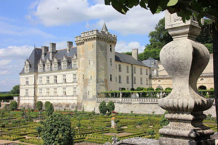 #Château de #Villandry, Villandry, France | by Instant-Shots