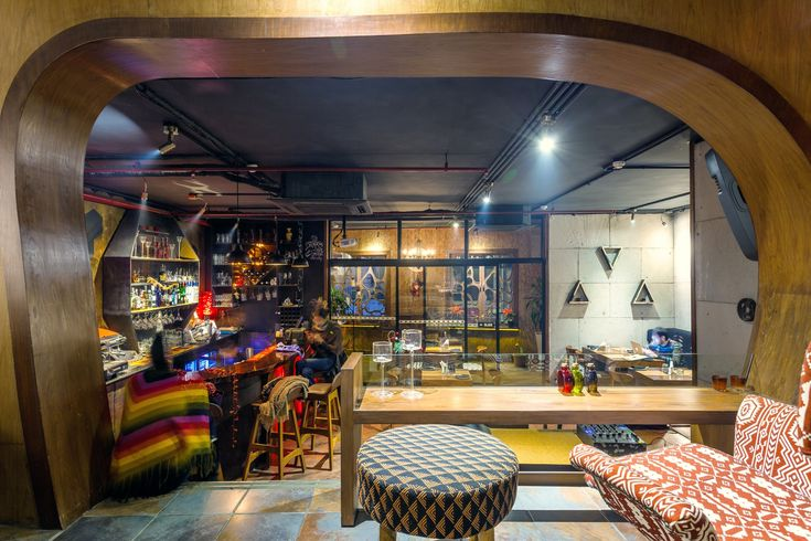 Delhi's new breed of independent restaurants, bars and clubs