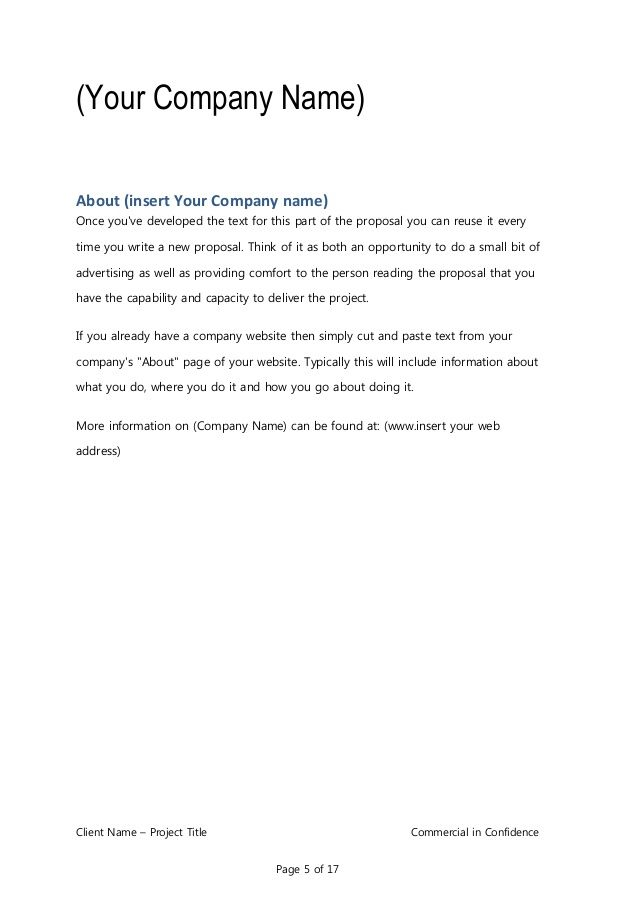 The 25+ best Sample proposal letter ideas on Pinterest Proposal - example business proposal letter