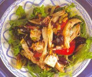 Griekse Kipsalade recept | Smulweb.nl