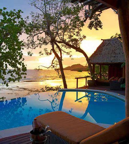 Namale Resort and Spa in Fiji
