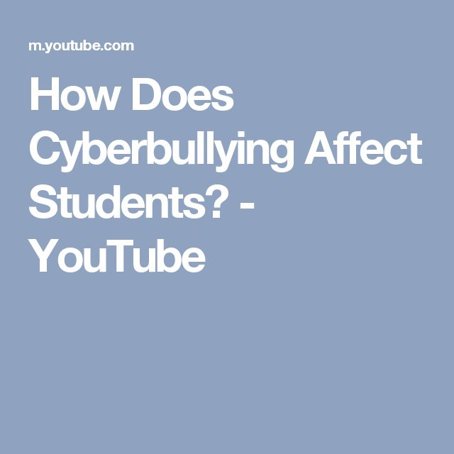 how does bullying affect the development Bullying affects a student's emotional and physical health in addition, a bullied student is at risk for problems related to learning in the classroom those problems are often due to absences.
