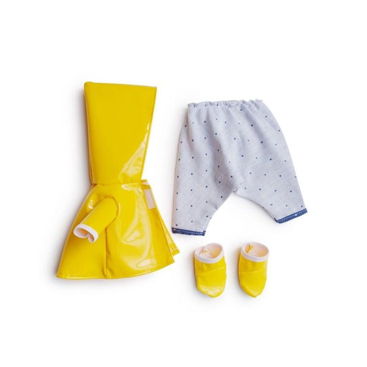 Hazel Village Regen Outfit Gelb | Regen outfit, Regen ...