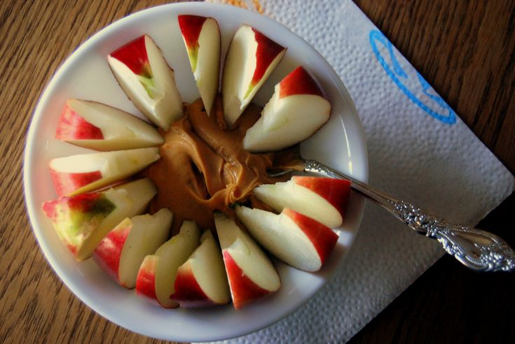 healthy and yummmy!: Almonds Butter, Healthy Snacks, Favorite Snacks, Weights Loss Tips, Food Blog, Apples Slices, Healthy Food, Photo, Peanut Butter