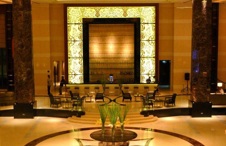 Amazing Luxury And Elegant Hotel Lobby Design With Classic Room ...