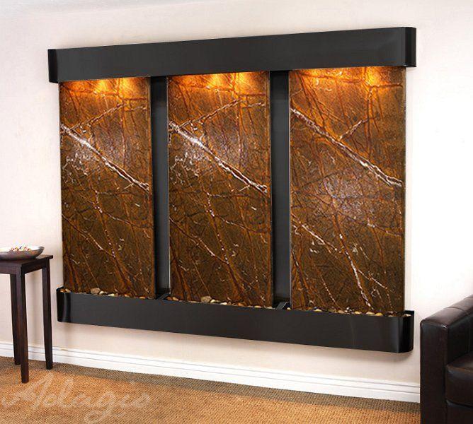 Best Water Features Images On Pinterest Water Walls Indoor