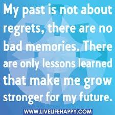 reflective essay lifes regrets