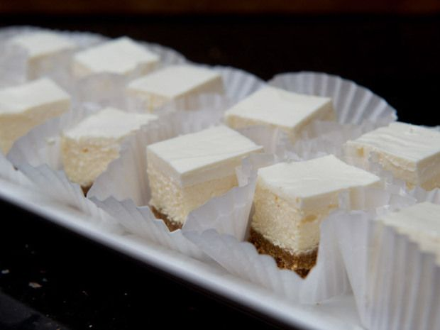 Bonnie Stern's cheesecake bites for the holidays