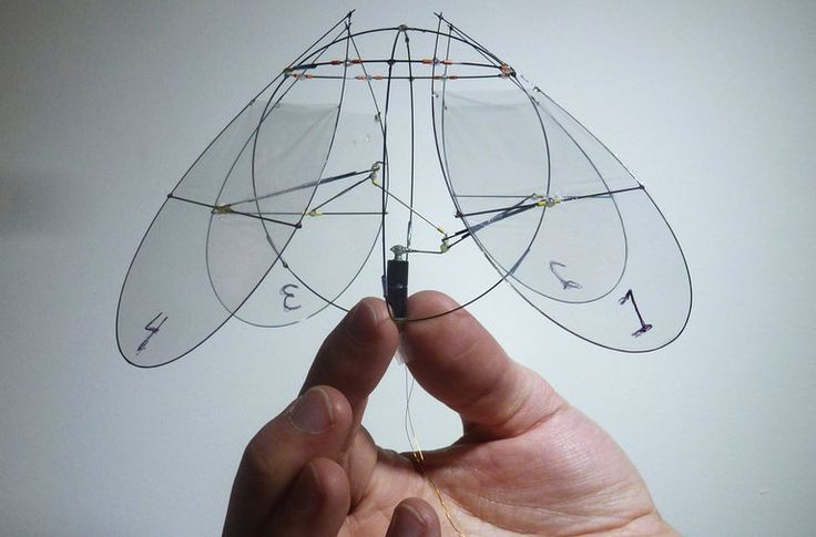Researchers have designed a flying machine that can stay aloft without fancy sensors or control mechanisms.