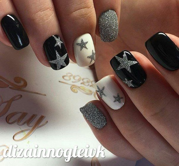 Best 25+ Star nail designs ideas on Pinterest | Holiday ...