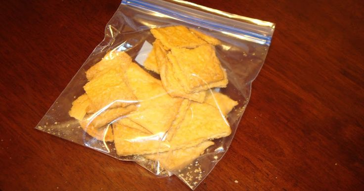 Salted Paleo: Homemade Cheeze-Its SCD Style