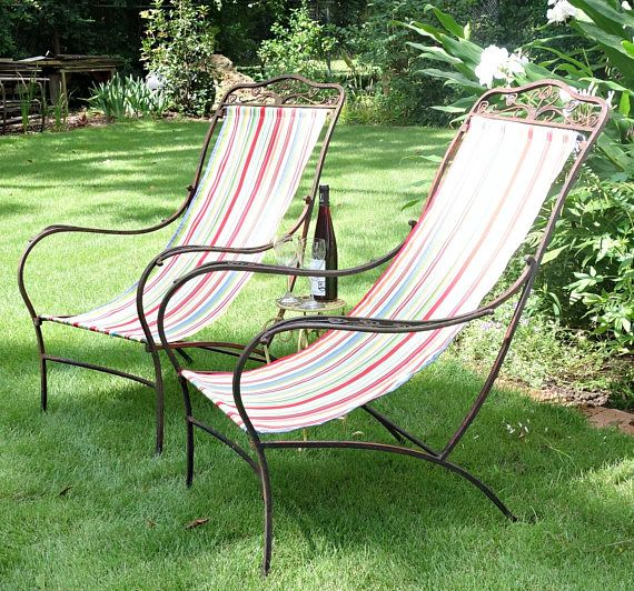 American Mid Century Modern Atomic Age Small Patio Round: Best 20+ Wrought Iron Chairs Ideas On Pinterest