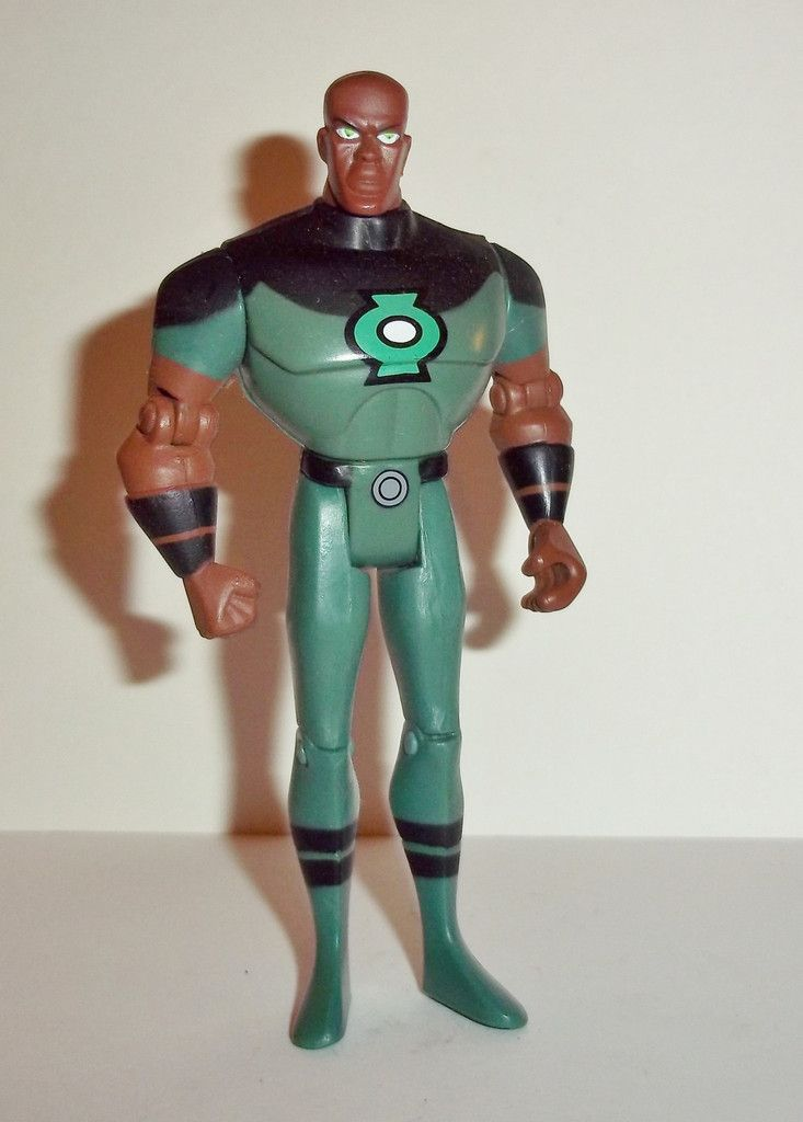 justice league unlimited GREEN LANTERN JUSTICE LORD dc universe