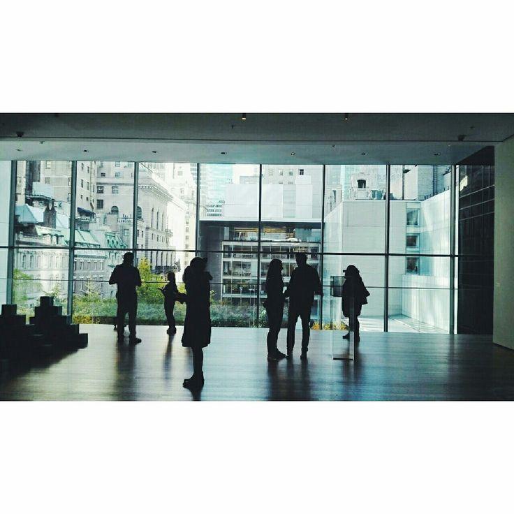 MOMA Silhouettes