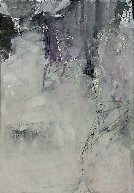 josias scharf - mixed media on canvas - ot (2011)