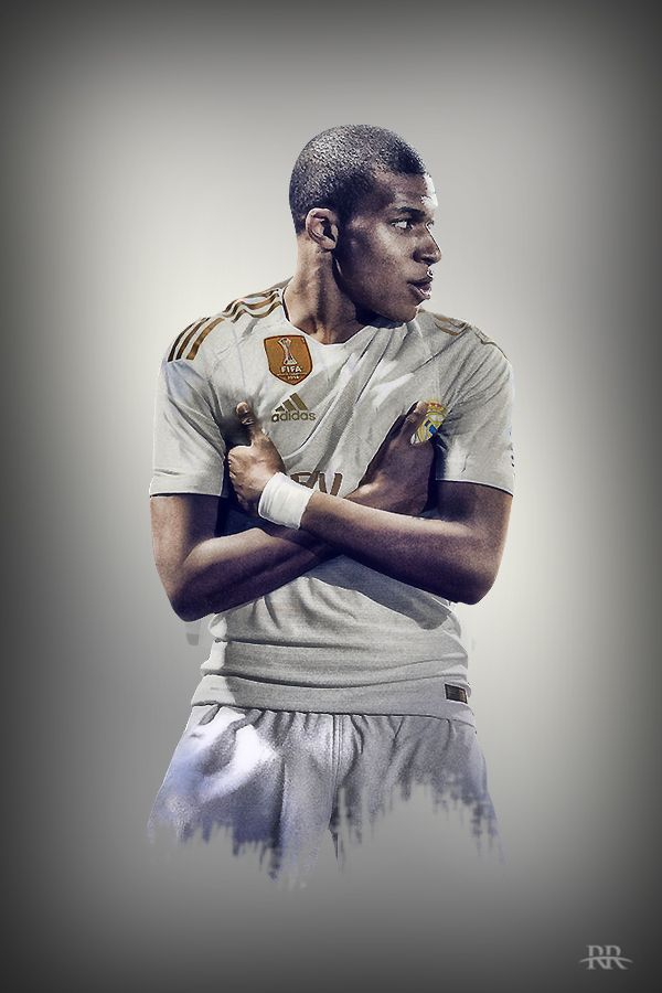 Mbappe Madrid Wallpaper Real Madrid Football Fans