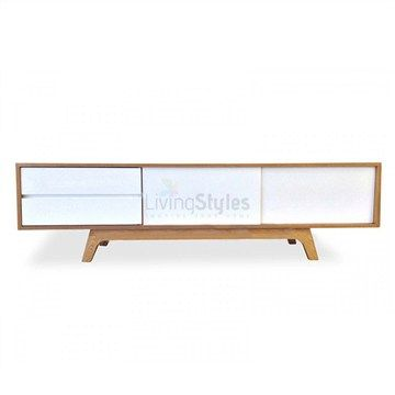 180cm 775 On Sale Hendrix TV Unit In Natural