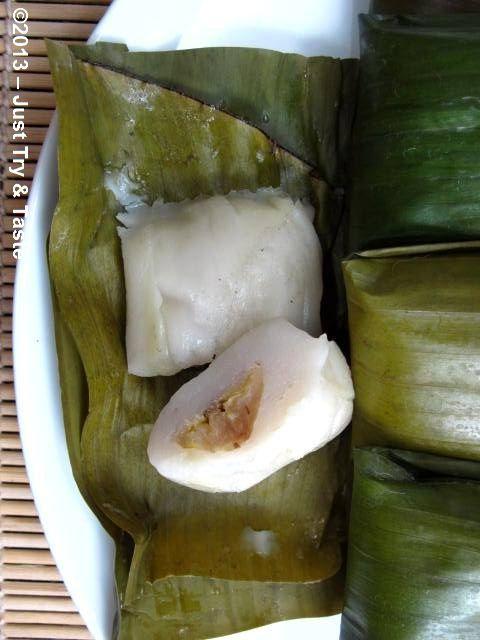 Just Try & Taste: Nagasari si Kue Pisang