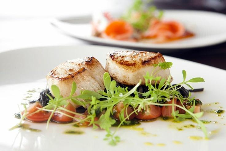 Nomnomnom, Scallops! Cove Bar & Dining #southbank #food #seafood #brisbane