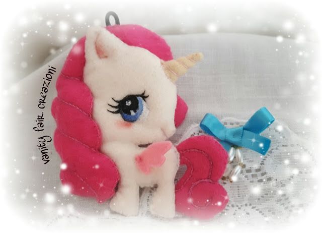 Vanity Fair creazioni: L'unicorno magico...storie della buonanotte