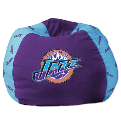 NBA Bean Bag Chair Team Utah Jazz