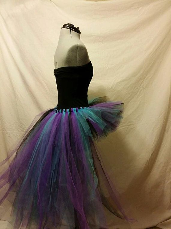 Adult and Child Peacock Bustle by BBsBoutiqueShop on Etsy