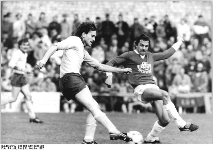 FDGB-Pokal, Dynamo Schwerin - 1. FC Lok Leipzig 0-2 - Olaf Marschall