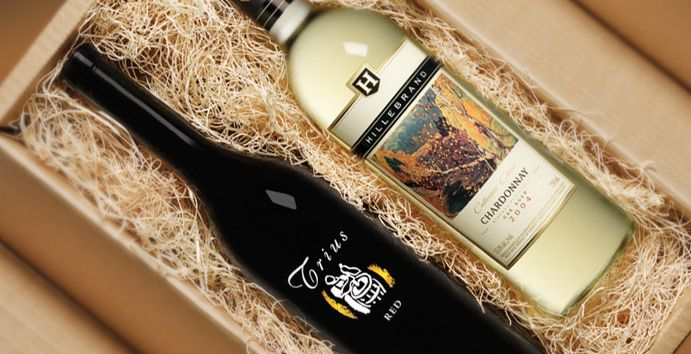 """Be """"in the know"""" and join the Trius Wine Club!  2 bottles of premium VQA wine shipped to your house every month!"""