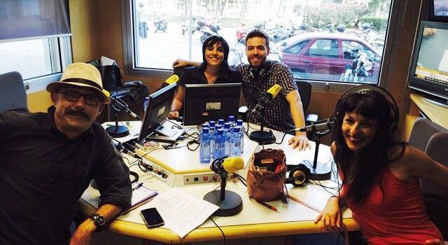 Catalunya Ràdio   L'art de la seducció a #8dies, amb Enric Sànchez i Roser Amills
