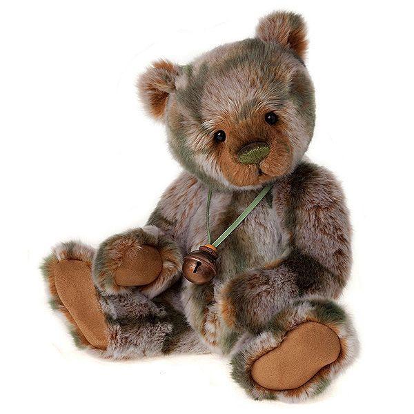 Charlie Bears Teddy Bear Goosebeary. Shop for Teddy Bears at Bears4U.