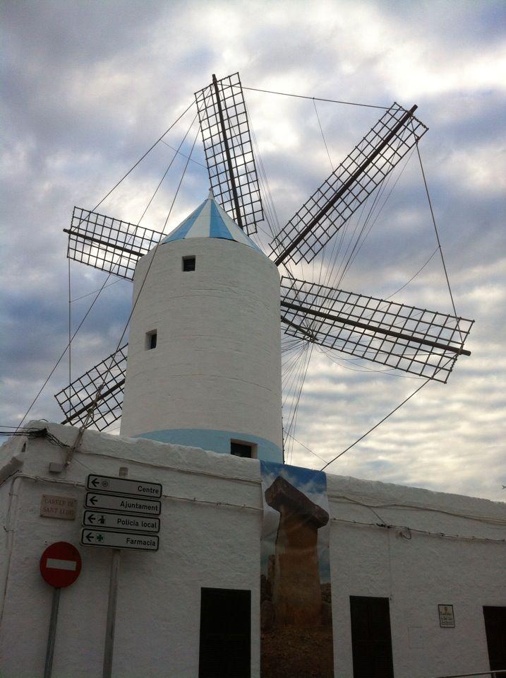 Sant Lluís in Sant Lluís, Islas Baleares