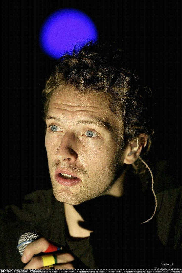 Chris Martin - Now that he's back on the market....